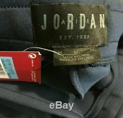 $130 North Carolina Jordan Tech Fleece Joggers pants, sz Medium, Large NWT! Nike
