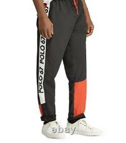 $168 NWT Polo Ralph Lauren P-Wing RL 67 Performance Track Pants XXL Snow Beach