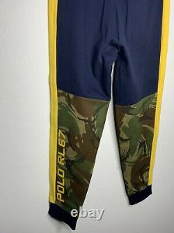 $188 Polo Country Ralph Lauren Large Jogger Pants RRL Camo Expedition Hi Tech
