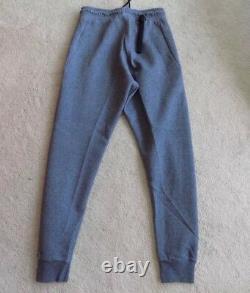 $225 Nike NikeLab X Kim Jones Tech Fleece Pants Joggers Grey 826868-071 Men Sz L