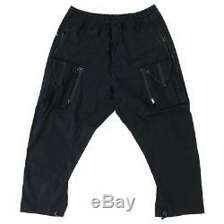 $250 Nike NikeLab ACG All Conditions Black Cargo Pants Joggers AQ3524 010 Mens