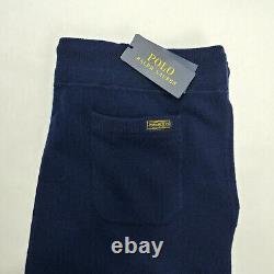 $288 Polo Ralph Lauren Jogger Cashmere Sweat Pants L XL 2XL 36x30 32x30 34x30