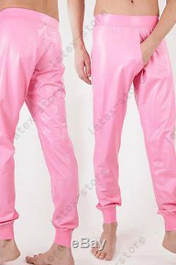440 Latex Rubber Gummi loose Joggings Bloomers Pants Trousers customized 0.4mm