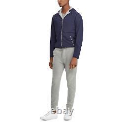 $695 Ralph Lauren Purple Label Mens Cashmere Fleece Track Pants Relax Jogger