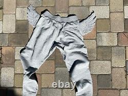 Adidas JEREMY SCOTT Wing Parker Pants sweats Sample Sz M Vintage Unisex Archive