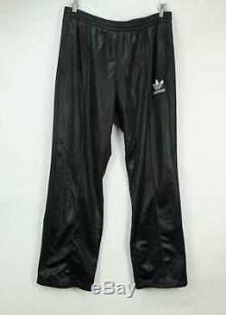 Adidas Men's Chile 62 Slim Fit Joggers Pants Trefoil Sweatpants Black XL