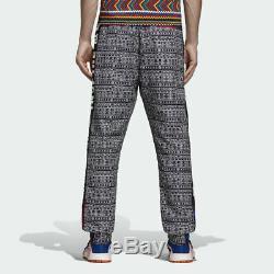 Adidas Pharrell Williams HU Woven Cuffed Men's Joggers Pants Black EA2466