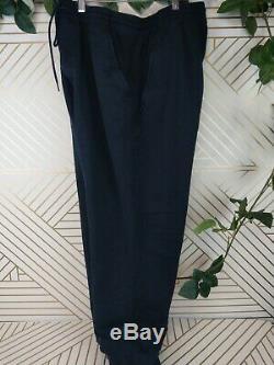 Adidas/Yohji Yamamoto Y-3 Sweatpants Joggers Black Men size XL/TG