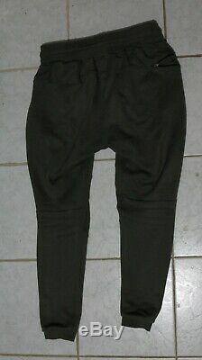 Aesthetic Revolution Men's Signature Utility Jogger Olive Green 0218 Men ASRV