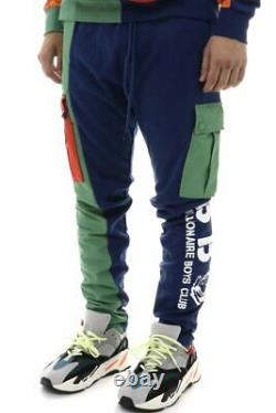 Billionaire Boys Club Bbc Streetwear Buzz Color Pockets Jogger S M L XL XXL
