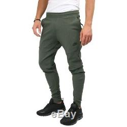 Bnwt Tn Tech Fleece Green Air Max Pants Bottoms Joggers Slim Fit Taper Leg Men
