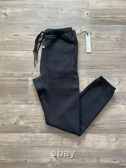 Fear Of God Essentials Jersey Joggers Black Size S