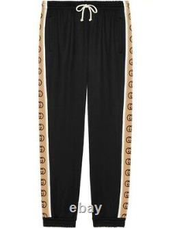 Gucci Loose technical jersey jogging pant
