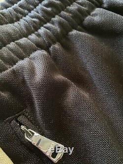 Gucci Men's Track Pants Technical Jersey Joggers Size L