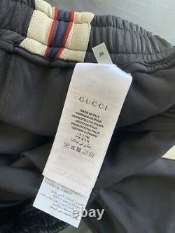 Gucci Sport Track Suit Jogger Pant Cotton Size M