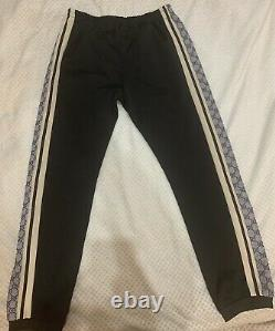 Gucci oversize technical jersey pant size M