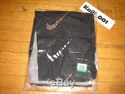 Kith Nike Pippen 1 Max Pant Size XL Air Black Animal B