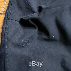 LULULEMON ABC Joggers Black Men's MEDIUM Polyester Track Pants Athleisure pocket