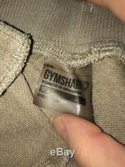 Lot of 4 Gymshark Vanquish Men's Track Pants Joggers Size Medium M