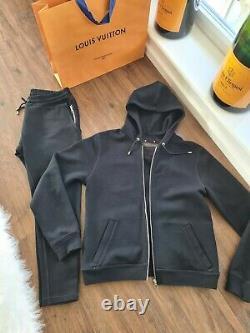 Louis Vuitton Tracksuit Sweatsuit Pants Jogger Hoody Jacket Jogging Sweat Bottom