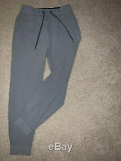 Lululemon Men M ABC Jogger Gray Warpstreme 31 Pants Joggers NWT New Medium