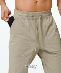 Lululemon Men's ABC Jogger Pant Canvas TFSD Tofino Sand