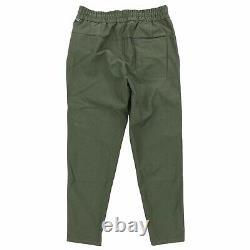 Lululemon Men's Bowline Pant Utilitech 30'' Gray Sage Stretch Chino Jogger