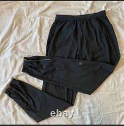 Lululemon Mens Surge Jogger Pant Small S Gray Obsidian