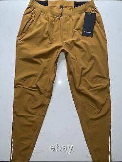 Lululemon Surge Hybrid Pant 29 Spiced Bronze Large