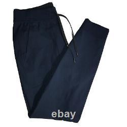 Lululemon mens Size Medium ABC jogger Obsidian Blue 30 inseam