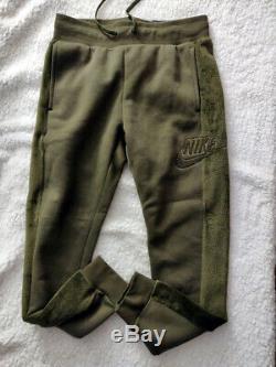 Men's Nike Nsw Sportswear Hairy Sherpa Winter Joggers Pants 929130-395