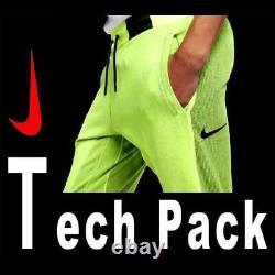 Men's Nike Sportswear Tech Pack Knit Pants Joggers Sweatpants Ar1589-702 2xl