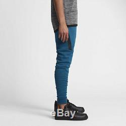 Men's Nike Tech Fleece Jogger Pant Industrial Blue Us Size XL