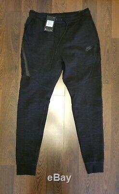 Verrassend Men's Nike Tech Pack Jogger Cuffed Fleece Pants Wrinkled 929134 JH-94