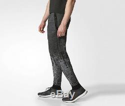 Mens Adidas Z. N. E. Pulse Knit Jogger Pants City Lifestyle Casual Bq4840 XL