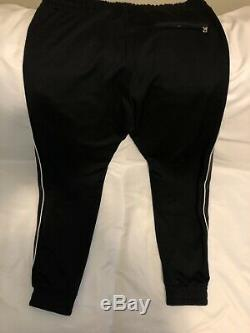 Mens Amiri Track Joggers Black size XL