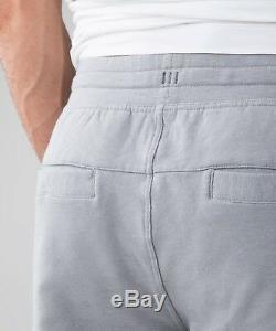 Mens Lululemon Original City Sweat Jogger 30 (Size Medium) Gray