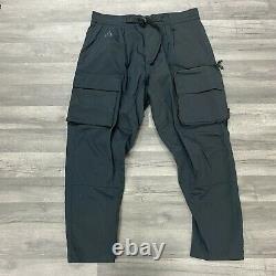 Mens Nike Acg Woven Cargo Pants Trousers Black Size Large Bnwt Cd7646-011