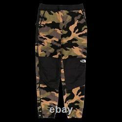 Mens sz Large THE NORTH FACE RETRO 95 DENALI Camouflage Pants camo fleece jogger