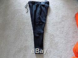 NEW MENS M MEDIUM NIKE TECH FLEECE GX 1.0 BLACK GREY JOGGERS PANTS 886175 slim