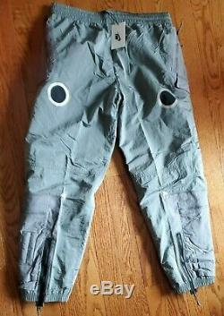 NEW Nike Nikelab ISPA Tactical Pants Wolf Grey CD6369 012 Mens Size XL Commune X