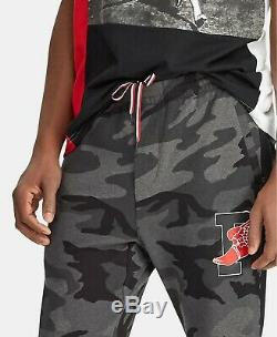 NEW Polo Ralph Lauren Men's Big & Tall P-Wing Interlock Pants 4XLT Camo Joggers