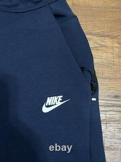 NIKE SPORTSWEAR MEN'S TECH FLEECE PANTS 928507 451 Size Small