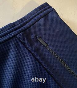 NWT $1025 Giorgio Armani Men Joggers Pants Navy/Blue 42 US (58 Eu) Italy