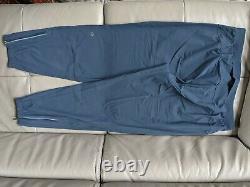 NWT Lululemon Surge Jogger Shorter Pant Mach Blue Men's XL