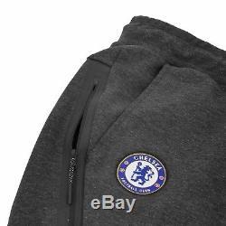 NWT Men's Nike Chelsea FC Tech Fleece Jogger Pants Grey Large L AA1933 036