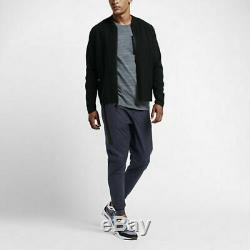 NWT Nike Bonded Woven Jogger Pants Navy Blue 823363 451