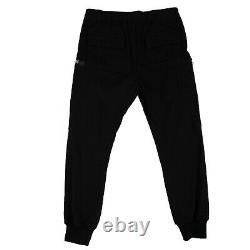 NWT RICK OWENS Black Cargo Jogger Pants Size XL/54 $1120