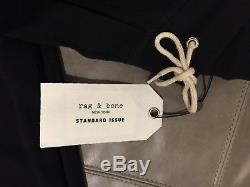 NWT Rag & Bone Mens Standard Issue Jogger Sweatpants Stretch Cotton Large $195