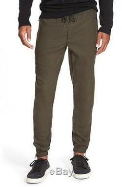 NWT Vince'Traveler' Wool Jogger Pants sz m green